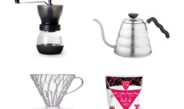 Drip starter-kit filterkoffie