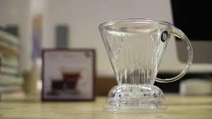 Clever dripper voor de lekkerste koffie