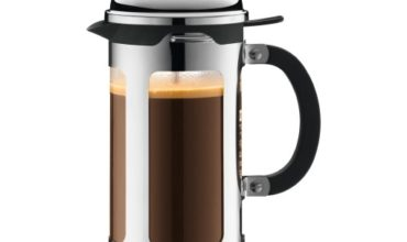 Bodum Chambord french press RVS 8 kops