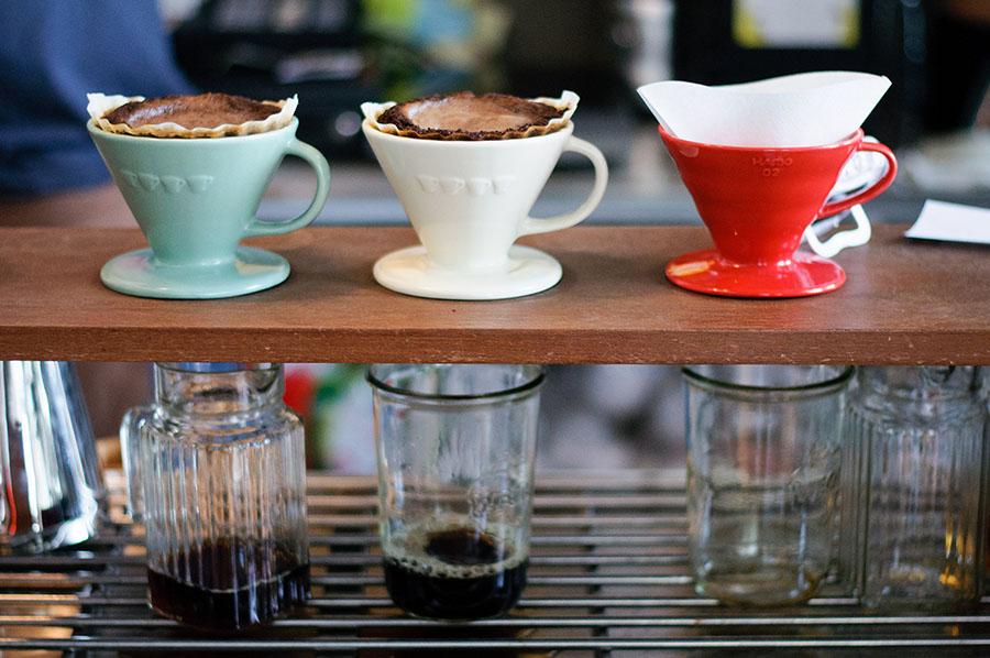 Hardware koffie