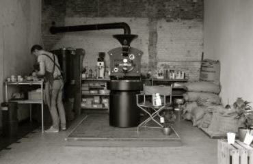 Daan Verleg van Denf Roasters of Coffee in Eindhoven