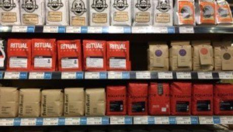 Supermarkt koffie