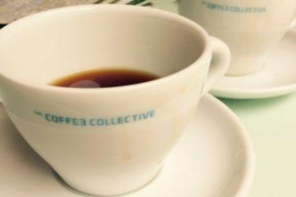 Koffie in Kopenhagen