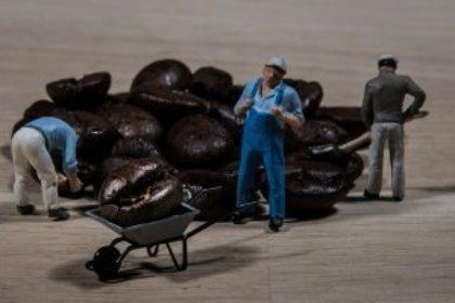 Eerlijke koffiehandel