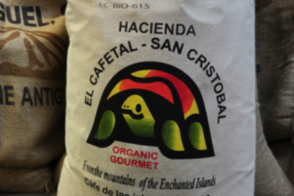 Galapagos Isles coffee