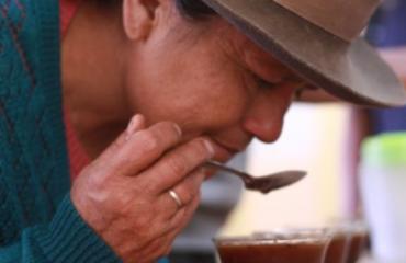 Koffie uit Peru