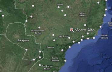 Plantage Morro Alto Brazilie