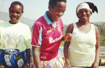 Rwanda koffieplantage eigenaren